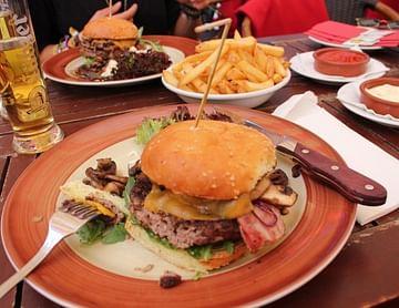 Burger für