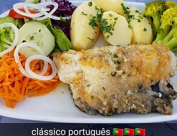 Schwarzer Degenfisch für Portugal