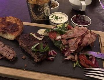 Steak (Asado) für Argentinien