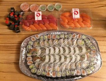Sushi für Japan