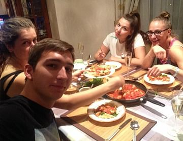 Dinner for Russia