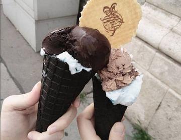 1+1 Eisbecher gratis bei Sweet Hell Eissalon Stadtbahnbögen