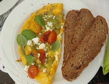 Bauernfrühstück für Österreich