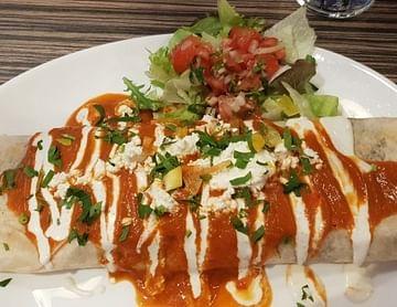 Burrito für Mexiko
