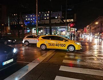 Rainy - day = taxi day