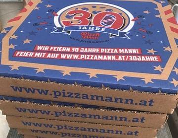 Pizzamann Gutschein (Gutscheinheft)
