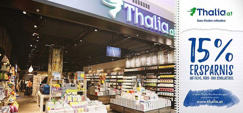 -15% bei Thalia.at
