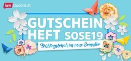 Gutscheinheft SoSe 2019 Österreich