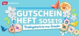 Gutscheinheft SoSe 2019 Graz