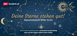 Gutscheinheft WiSe 2021/22 Österreich