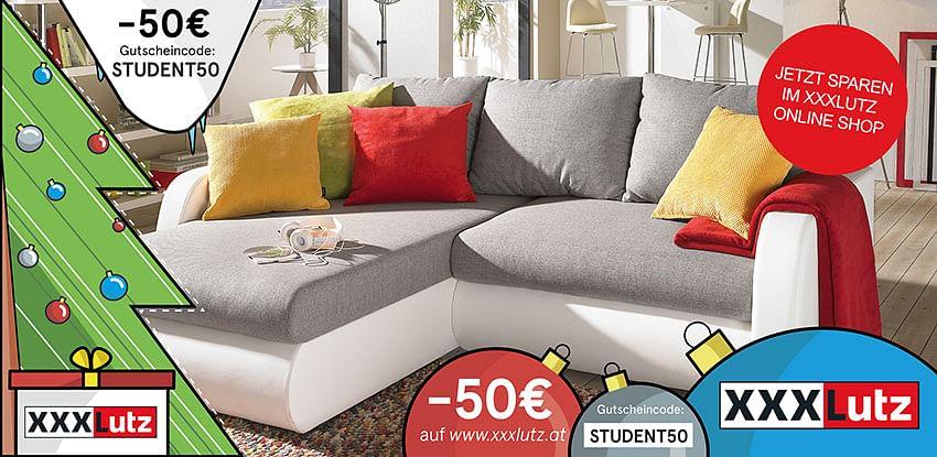 -50€ bei XXXLutz