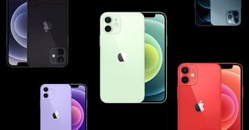 Gewinne ein iPhone 12 im Wert von 735€