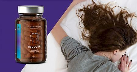 Gewinne 2x2 N°6 RECOVER Einschlafhilfen von CLAV