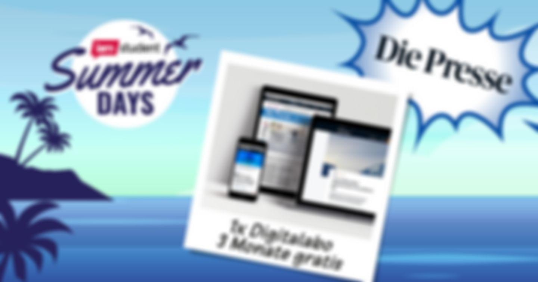 1x Digitalabo 3 Monate gratis