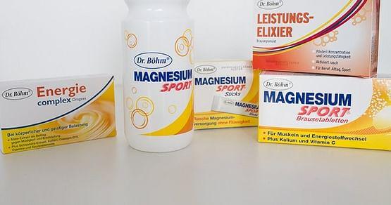 5x Dr. Böhm® Leistungspaket