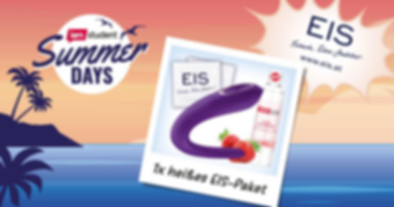 1x heißes EIS-Paket für den Sommer