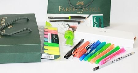 2x1 Faber-Castell Unipackage