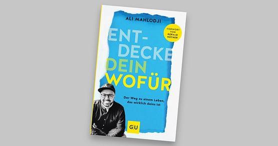 """Gewinne 25x1 Ausgabe des Bestsellers """"Entdecke dein Wofür"""""""
