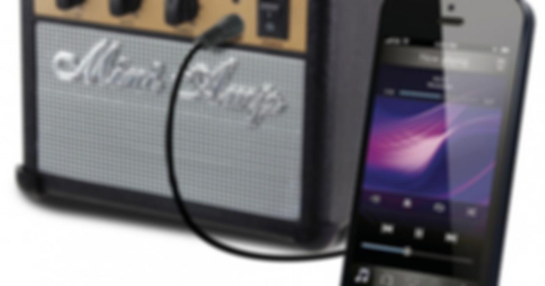 2x1 MiniAmp MP3 Miniverstärker