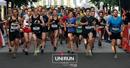 Gewinne 1 von 10 Vienna UNI RUN Packages