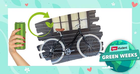 Green Weeks: Gewinne ein Glanzrad!