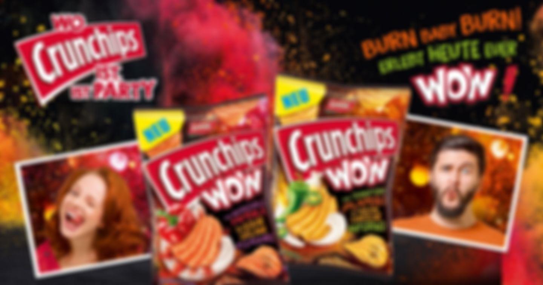 10x10 Packungen Crunchips