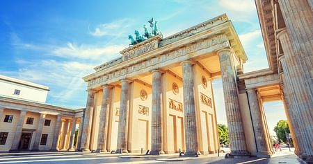 Gewinne einen Städtetrip nach Berlin