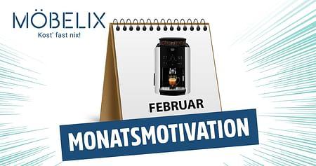 Gewinne einen Kaffeevollautomaten von Möbelix!