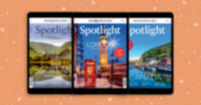 Gewinne ein Spotlight ePaper Mini-Abo