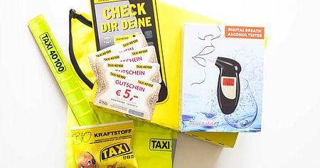 3x Taxi 40100 Goodie Bag