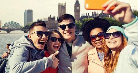 1 Woche Sprachurlaub in London inkl. Flug und Übernachtung