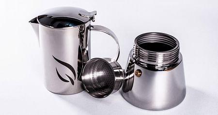 Gewinne 2x1 Espressokocher von unbound