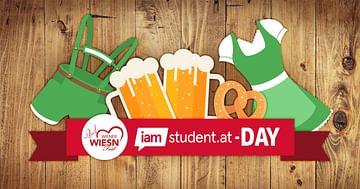 10x1 Tisch beim Wiener Wiesn iamstudent DAY