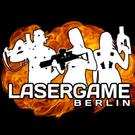 Lasergame Berlin Logo