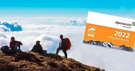 Der Alpenverein Edelweiss bringt dir 1.200 Veranstaltungen/Jahr, günstige Reisen und Hüttenübernachtungen, den größten Alpinverleih Österreichs uvm.! Mit Studentenrabatt sparst du als Neumitglied 75% und den Jahresrest 2021 gibts gratis obendrauf!