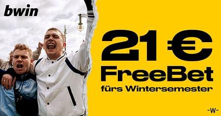 21€ FreeBet