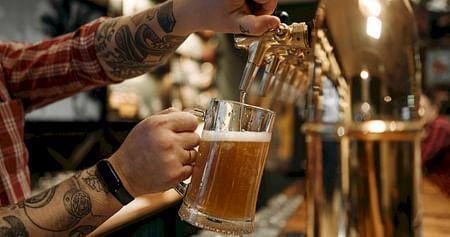 Gratis Bier in ganz WIen