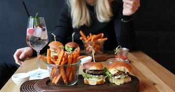 Tapas-Laden für Burger-Lover.