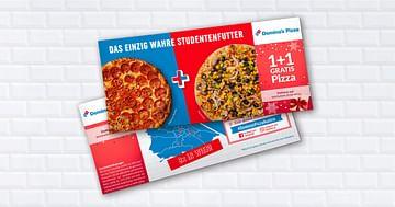 Verliebt in Pizza!