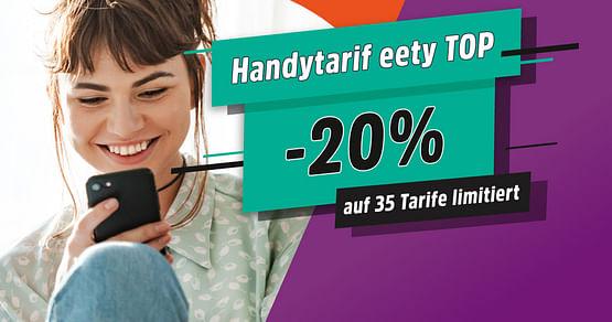 -20% auf Handytarif