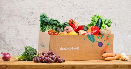 Kämpfe jetzt gemeinsam mit etepetete gegen Lebensmittelverschwendung& lass dir bestes, herrlich frisches Bio-Obst & -Gemüse CO2-neutral nach Hause liefern! Deretepetete Studentenrabattspart dir beiderBestellung deiner erstenBio-Box8€.