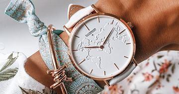 Die Uhr von Welt.