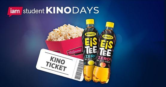 Unser Megaplex & Metropol Kinos Studentenrabatt macht deine freien Abende zum Hit! Als iamstudent User bekommst du dasultimative Kinopackage zum mega Studentenpreis: 2D Kinoticket, kleines Popcorn & Rauch Eistee für unschlagbare 7€!