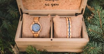 Accessoires aus Holz zum Verlieben!
