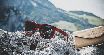 Dein Upgrade für Sonnenbrillen aus Holz!