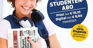 Top-Journalismus für Studierende!