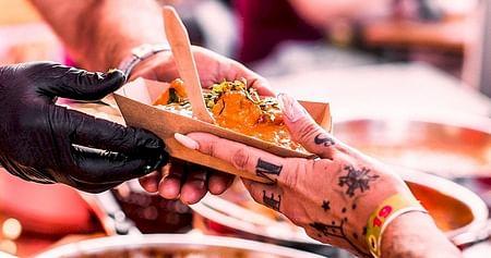 Das beste indische Street Food in Linz gesucht? Gefunden! Bei Mama Indiyagibt