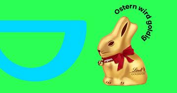 Ostern wird goldig!