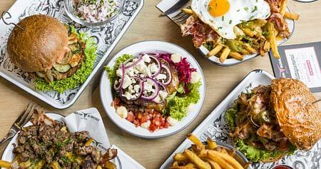 Omnom Burger Wien Gutschein Foto 1
