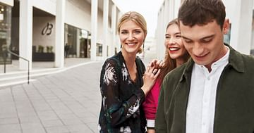 Das Designer Outlet mit über 300 Premium- und Luxus-Marken!